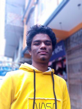 Nokia 2.3 Portrait Images Sample 2