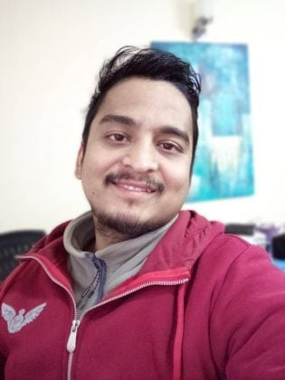 Nokia 2.3 Selfie Portrait Images Sample 1