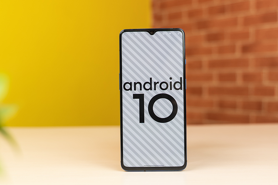 OnePlus 7T Android 10 OxygenOS