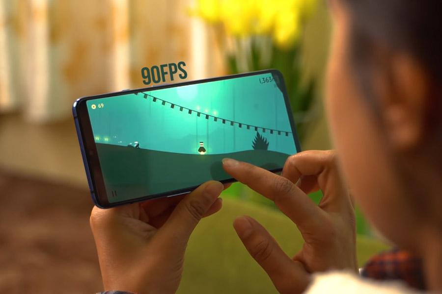 OnePlus 7T Gaming Alto Odyssey