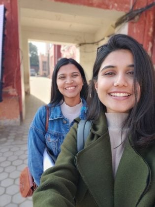 OnePlus 7T Selfie Portrait Images Sample 2