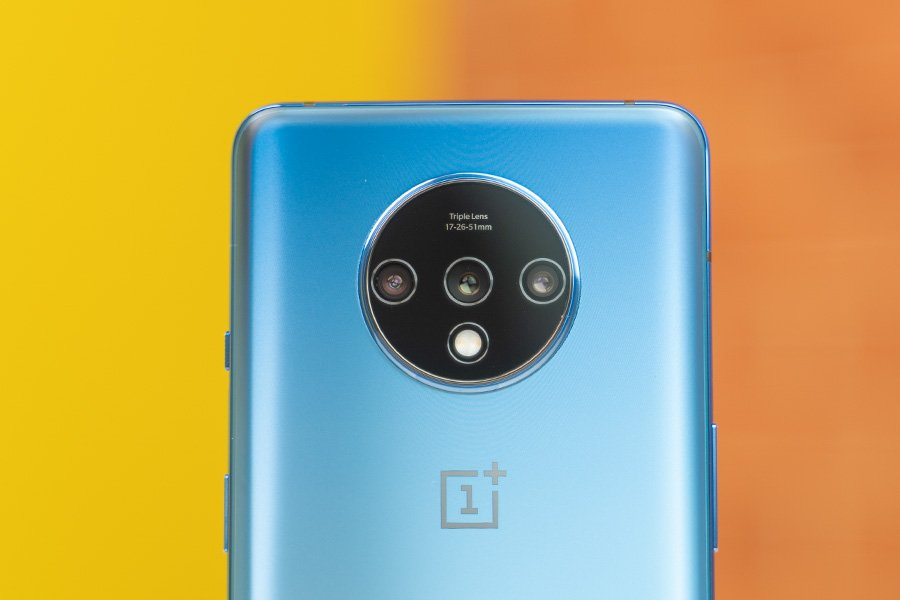 OnePlus 7T Triple Rear Cameras 1