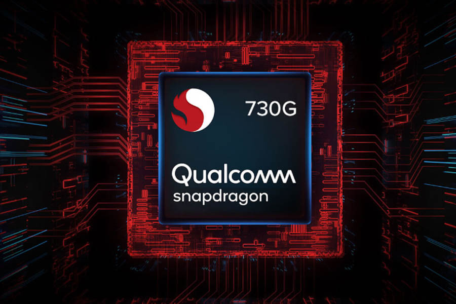 Qualcomm Snapdragon 730G on the POCO X2