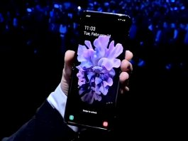 Samsung Galaxy Z Flip launched