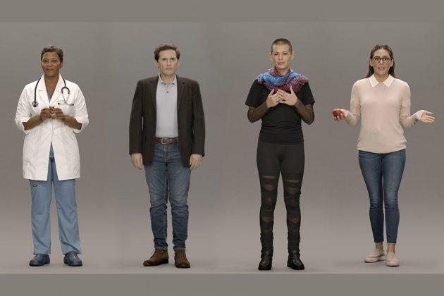 Samsung NEON Artificial Human - Humanoid 2