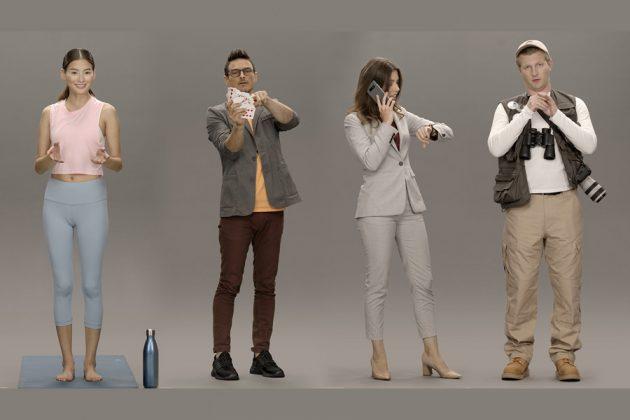 Samsung NEON Artificial Human - Humanoid 4