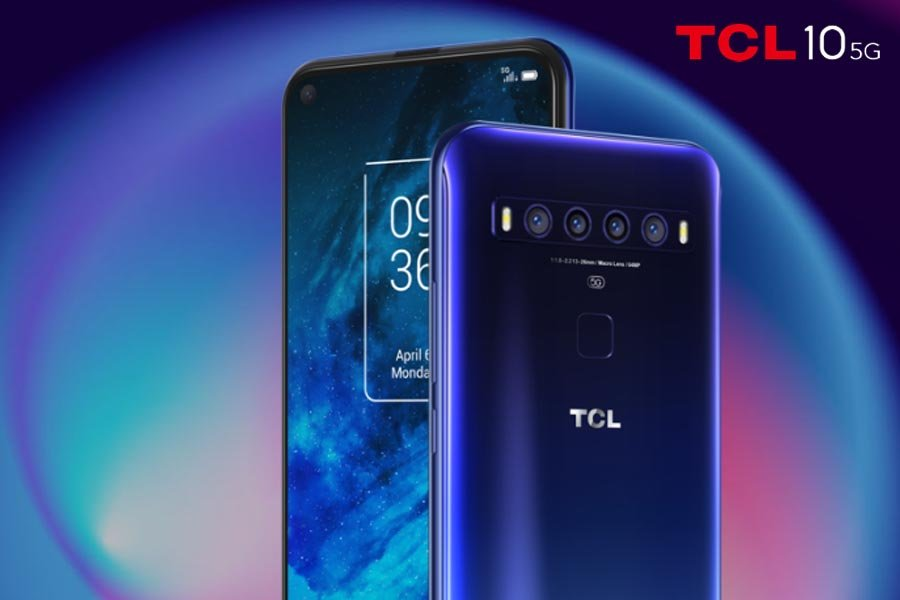TCL 10 5G launched