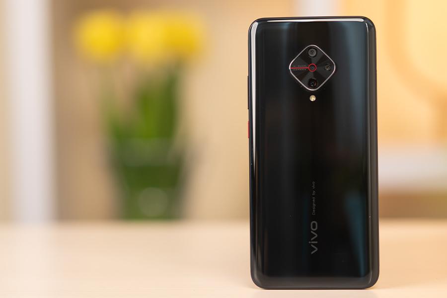 Vivo S1 Pro Design