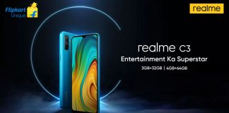 realme C3 launch date price specifications