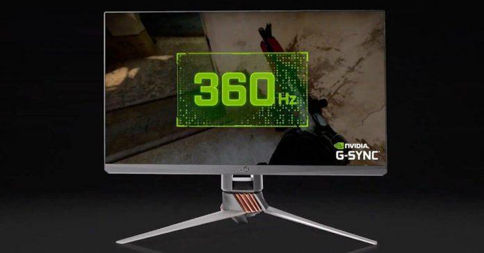 ASUS ROG SWIFT 360 gaming monitor refresh rate