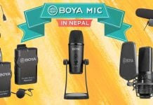 Boya Microphones Price in Nepal