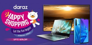 Daraz Appy Shopping Event Best Tech Deals & Offers