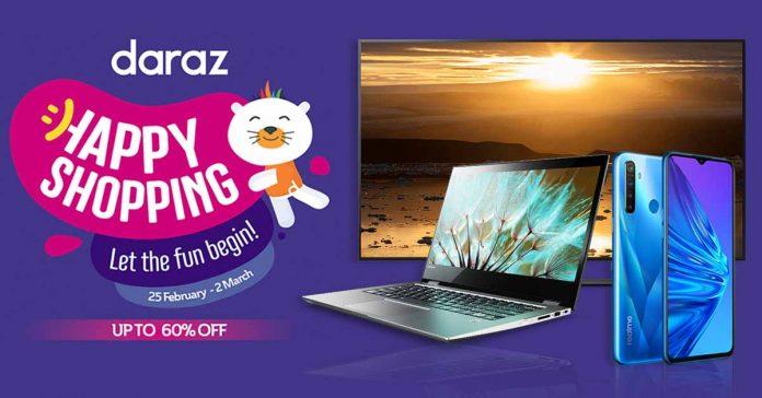 Daraz Appy Shopping Event Best Tech Deals & Offers