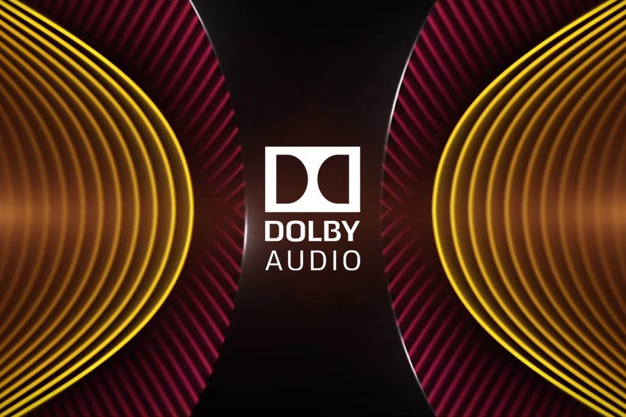 Dolby Audio sound system