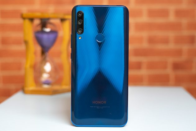 Honor 9X Design & Build