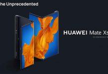 Huawei Mate Xs 5g launch