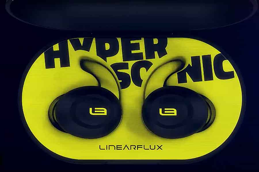 LinearFlux Hypersonic Wireless Earphone 2020