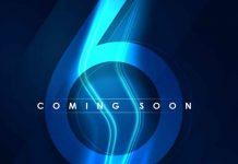 Realme 6 series teaser poster