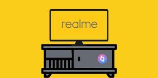 Realme TV with Realme Link App