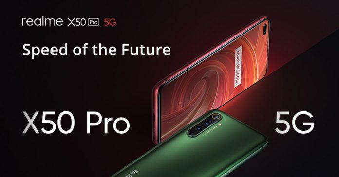 Realme X50 Pro 5G Price Nepal