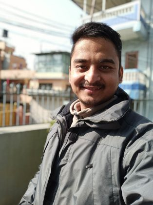 Redmi Note 8 Pro vs Portrait Selfie Images 1