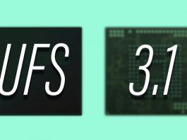 UFS 3.1 launched
