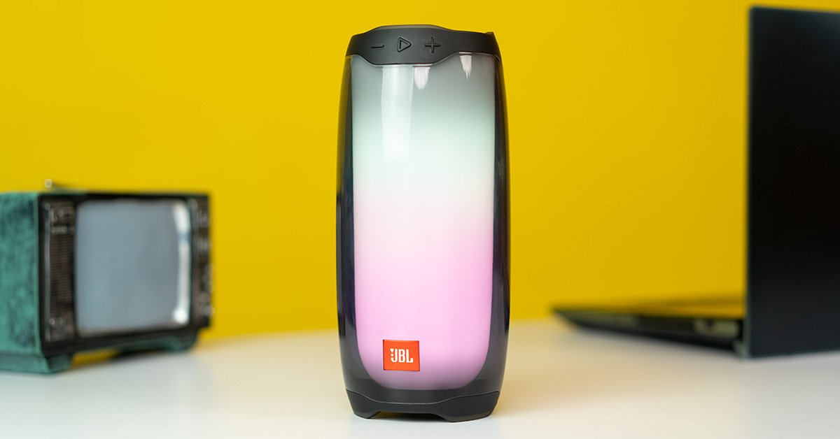 JBL Pulse 4 Specs, Pricing, & Availability in Nepal – GadgetByte Nepal