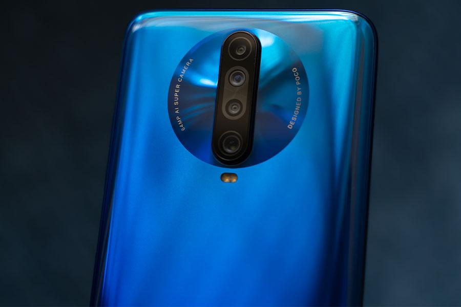 poco X2 camera design