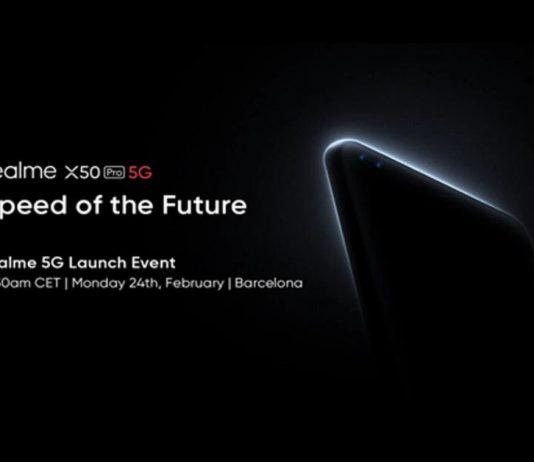 realme x50 pro 5G launch date black 90Hz Super AMOLED