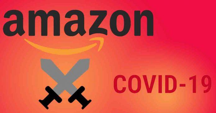 Amazon vacancies amidst covid 19