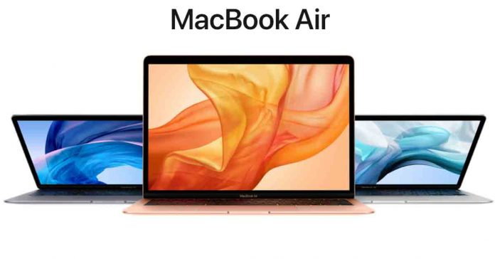 Apple MacBook Air 2020 launched price specs launch date nepal