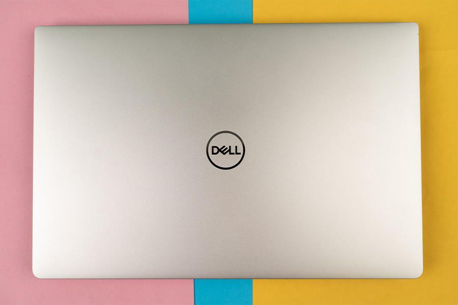 Dell XPS 13 7390 late 2019 model design