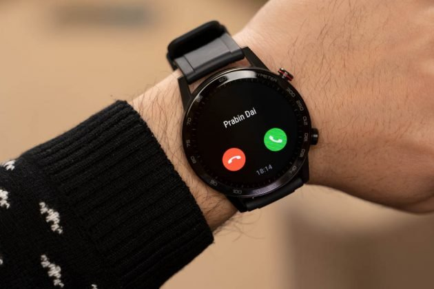 Honor Magic Watch 2 - Using as a speakerphone
