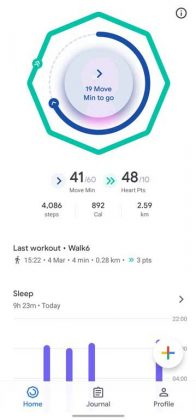 Huawei Health app - Syncing Data with Google Fit