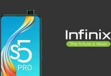 Infinix s5 pro price nepal features specifications