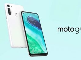 Motorola G8 launched price specifications nepal