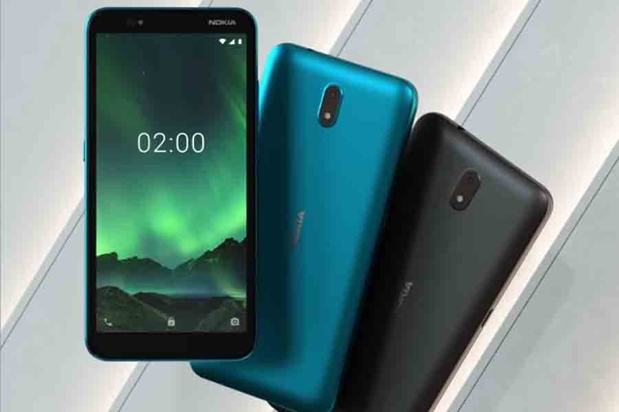 Nokia C2 Color Options, Specs, Luanch and Price in Nepal