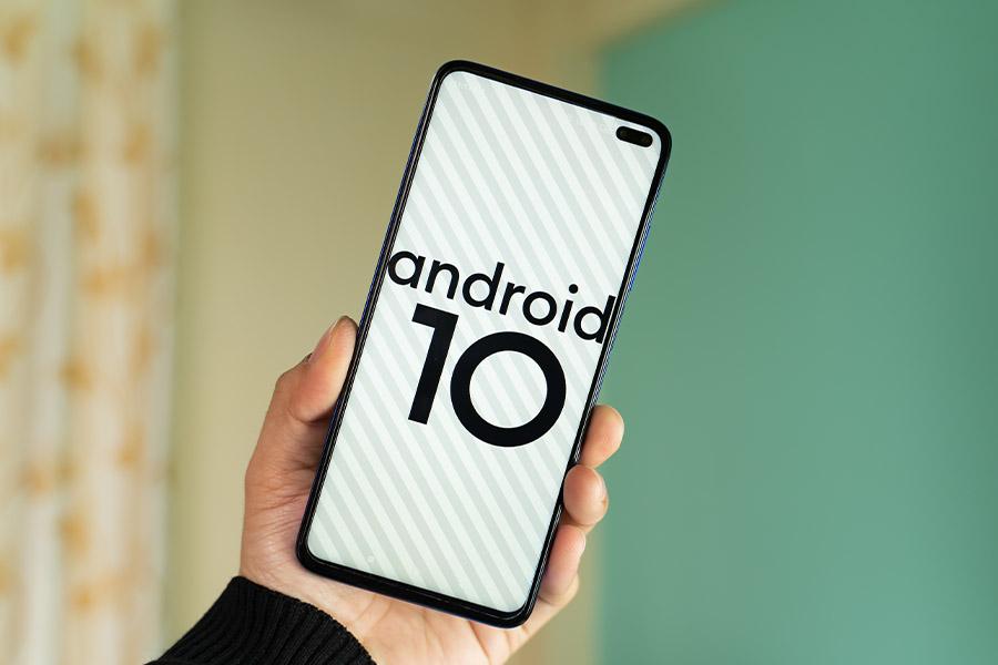 POCO X2 Android 10