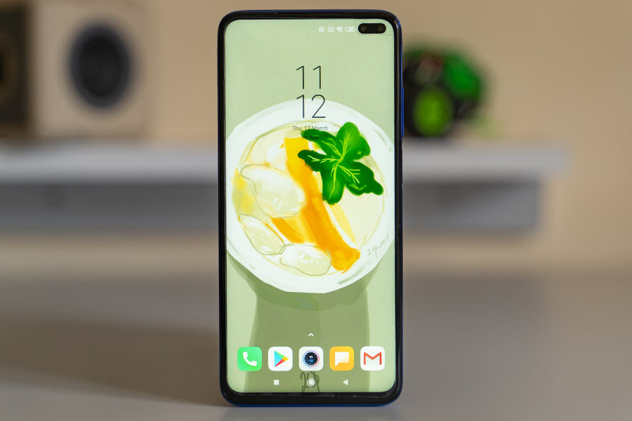 POCO X2 Display 1 120Hz refresh rate IPS LCD panel