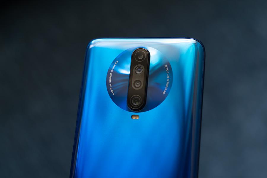 POCO X2 Quad Cameras Sony IMX686 sensor