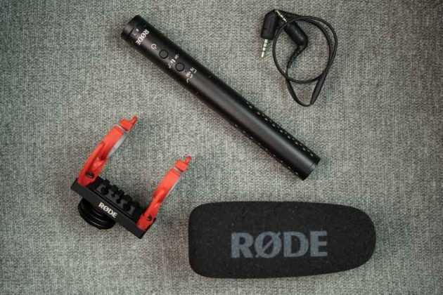 RØDE VideoMic NTG - Accessories