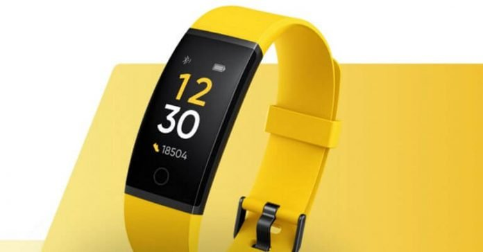 Realme Band Price in Nepal fitness tracking