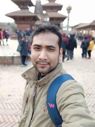 Realme X2 - Portrait Selfie Images - Sample 3