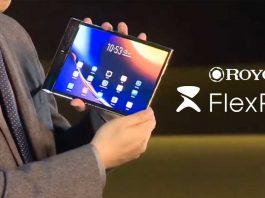 Royole FlexPai 2 launched foldable phone