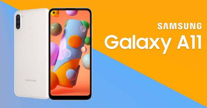 Samsung Galaxy A11 Price in Nepal
