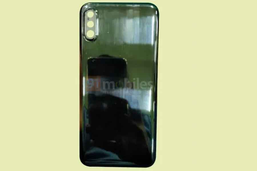 Samsung Galaxy A11 back panel
