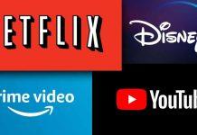 Streaming Services Reduce Video Quality Netflix YouTube Disney+ Facebook Instagram Amazon Prime Video Apple TV+ Bit Rate Throttle Coronavirus COVID-19 outbreak pandemic