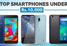 Top Best Smartphones Under Rs 10000 in Nepal budget phones 10K nokia samsung colors lava xiaomi redmi