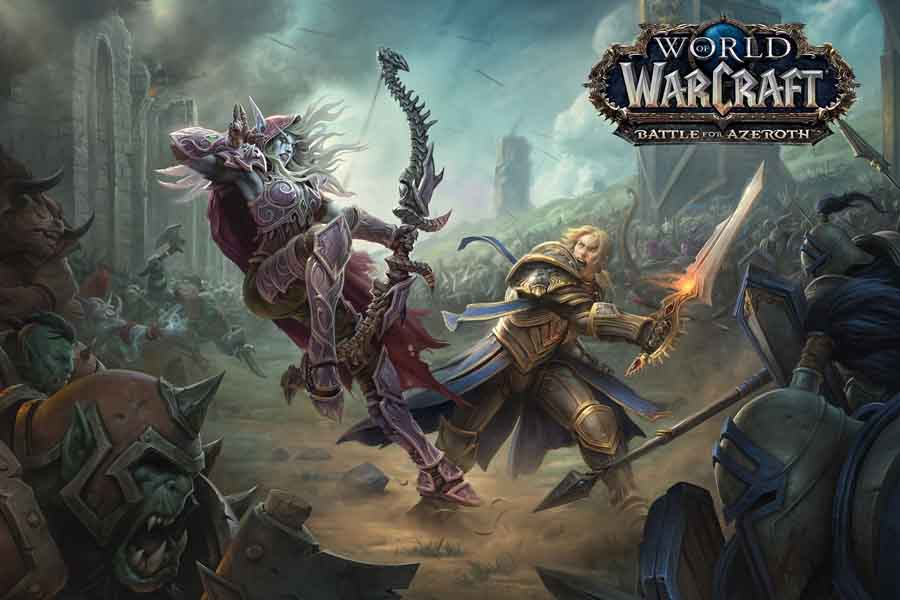 World of Warcraft double xp winds of wisdom gaming coronavirus outbreak