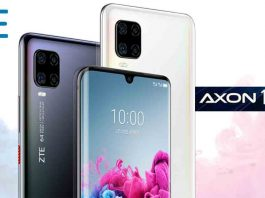 ZTE Axon 11 5G, specs, price in Nepal, official launch date